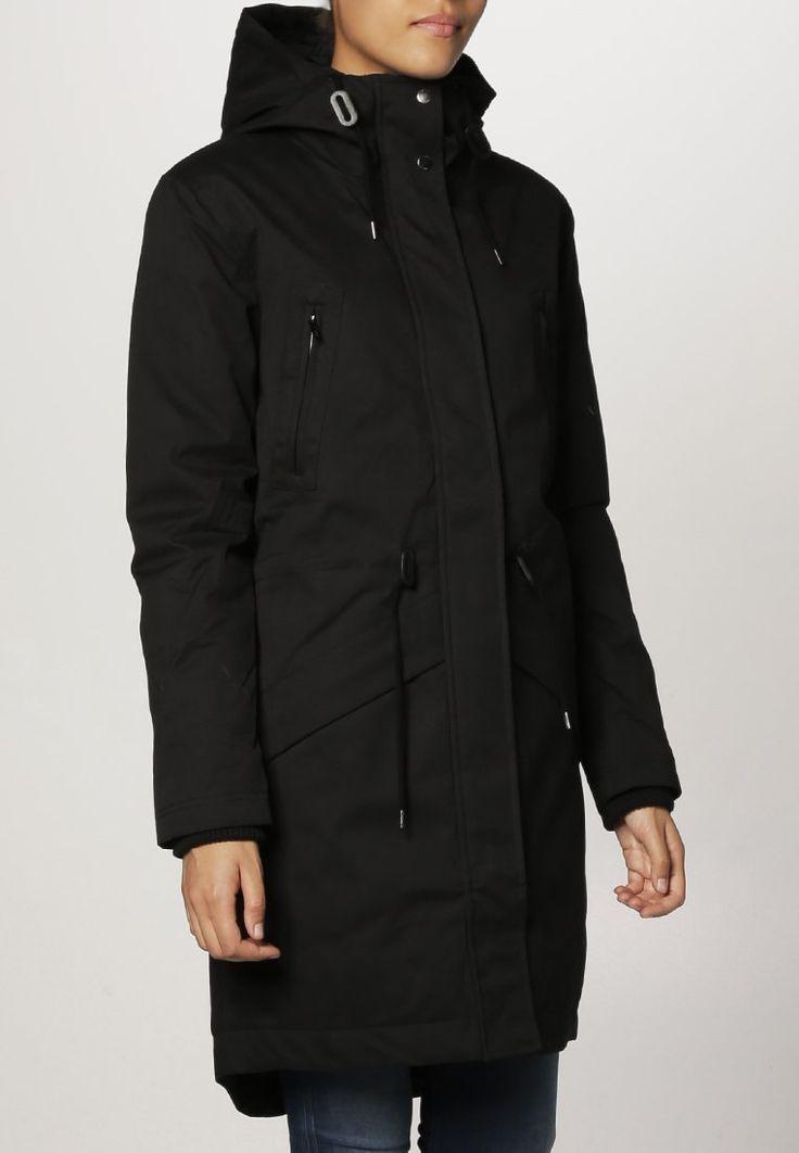 Die hält dich warm und lässt dich cool aussehen! Samsøe & Samsøe LUCCA - Daunenmantel - black für 249,95 € (16.11.15) versandkostenfrei bei Zalando bestellen.