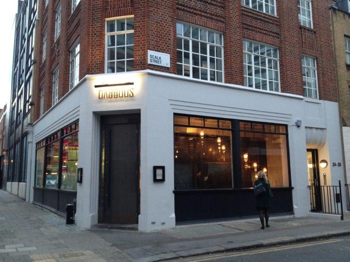 Dabbous in London, Greater London