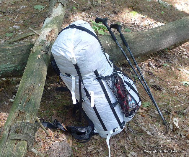 e0a94db3a3af Hyperlite Mountain Gear 4400 Porter Expedition Backpack - Review ...