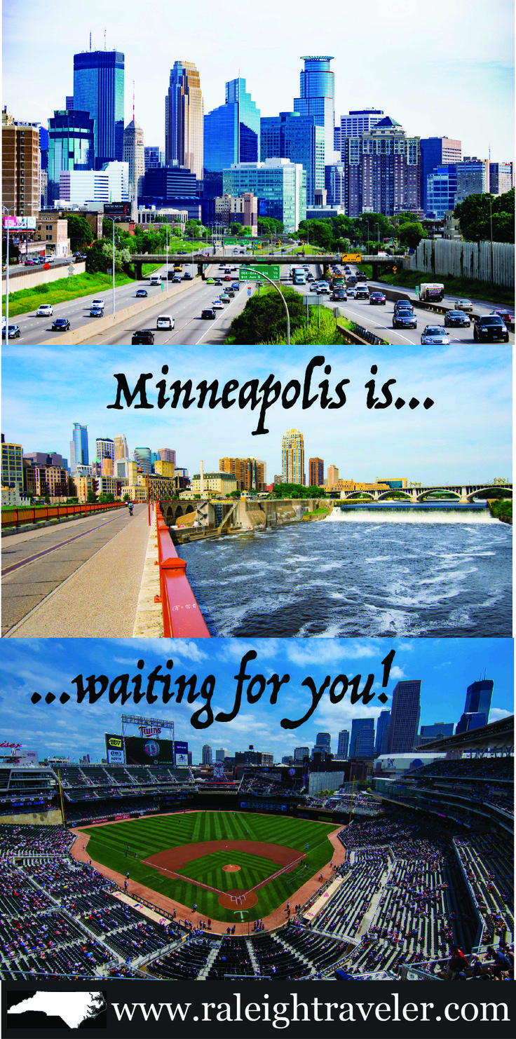 Minneapolis is great for the whole family and is very kid friendly! Minneapolis is host to world class restaurants, sports and oh yeah, has the largest mall in America. All this for half the price of a New York or LA. Here we list some of the best reasons why Minneapolis should be on your vacation destination list next summer. #Minnesota #Minneapolis #StPaul #MN #midwest #MinnesotaTwins