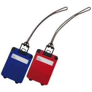 Identificador de maletas. Distintos colores