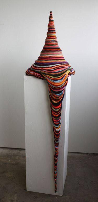 Andrea Myers - Serigrafia sobre tecido