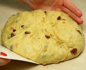 Speciale Dolci di Natale: la ricetta del panettone artigianale.