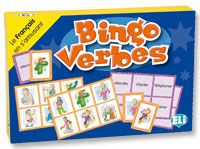Bingo verbes -  Pigini, Letizia (redacteur) -  plaats spel 475.34