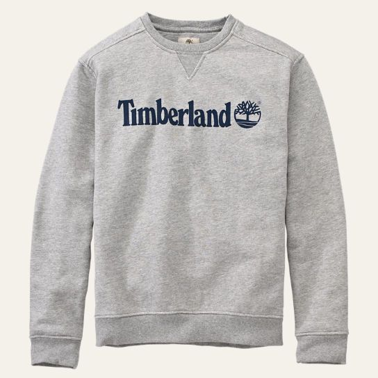 These Timberland men's sweatshirts mix vintage appeal with modern quality and comfort.