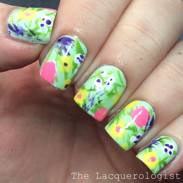 646 best nails images on Pinterest   Fingernail designs, Gel polish ...