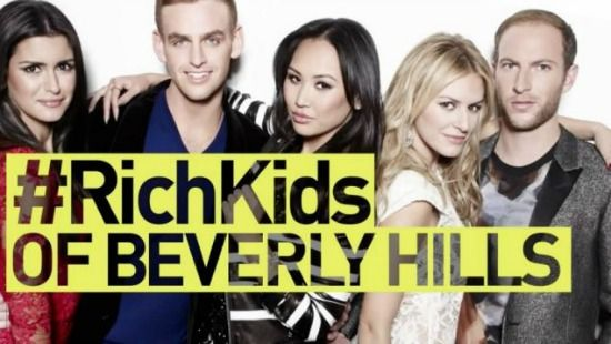 #rich kids of beverly hills | Trash TV: Keeping up with the #Rich Kids of Beverly Hills