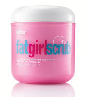 FatGirlScrub Skin-Smoothing, Stimulating Body Exfoliator | Bliss