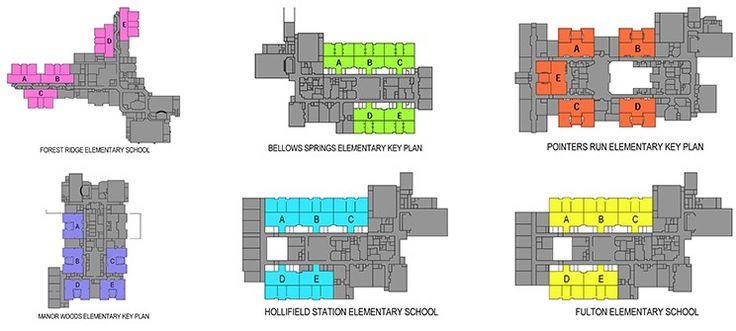 Howard County Public School System – Elementary Schools – Pod Renovation + Security Improvements