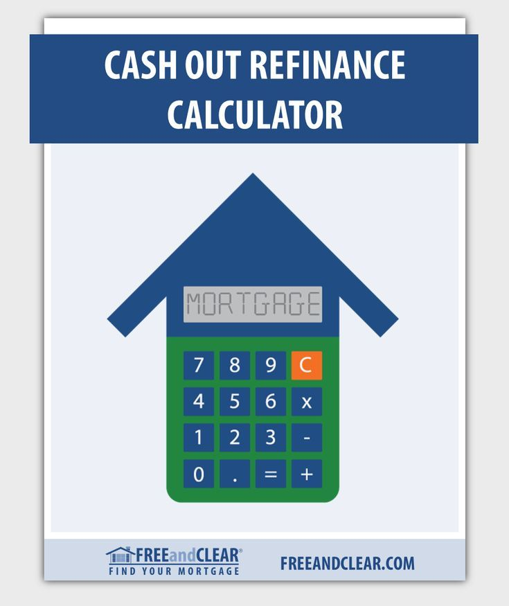 Cash Out Refinance Calculator Mortgage Help Everything You Need