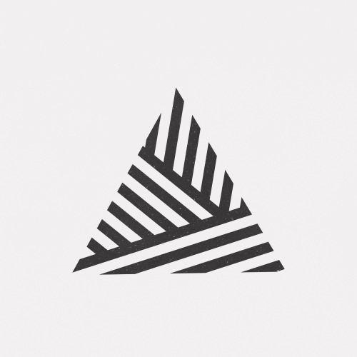 [Inspirations du studio] - Création graphique en triangle