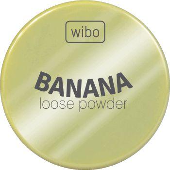 Wibo, Banana, puder sypki, 5,5 g, nr kat. 256008