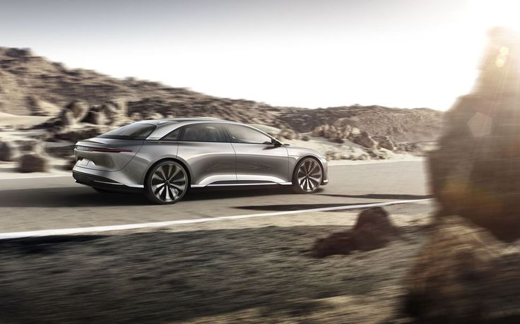 The Lucid Air electric luxury car will start at $52500... sort of     - Roadshow Lucid doesnt plan on releasing its first car the battery-electric Air until 2019 or so. But now we have a better idea of how much it will cost and what that money gets you.  The Lucid Air will start at $60000 which will drop down to $52500 after the federal tax incentive for battery-electric vehicles is applied. Considering an automaker must surpass 200000 sales for that incentive to be phased out Lucid buyers…