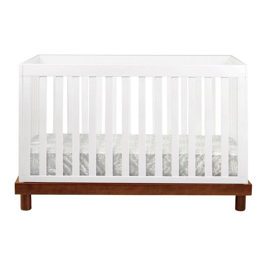 Found It At Wayfair Baby Mod Olivia 3 In 1 Convertible Crib Brown White