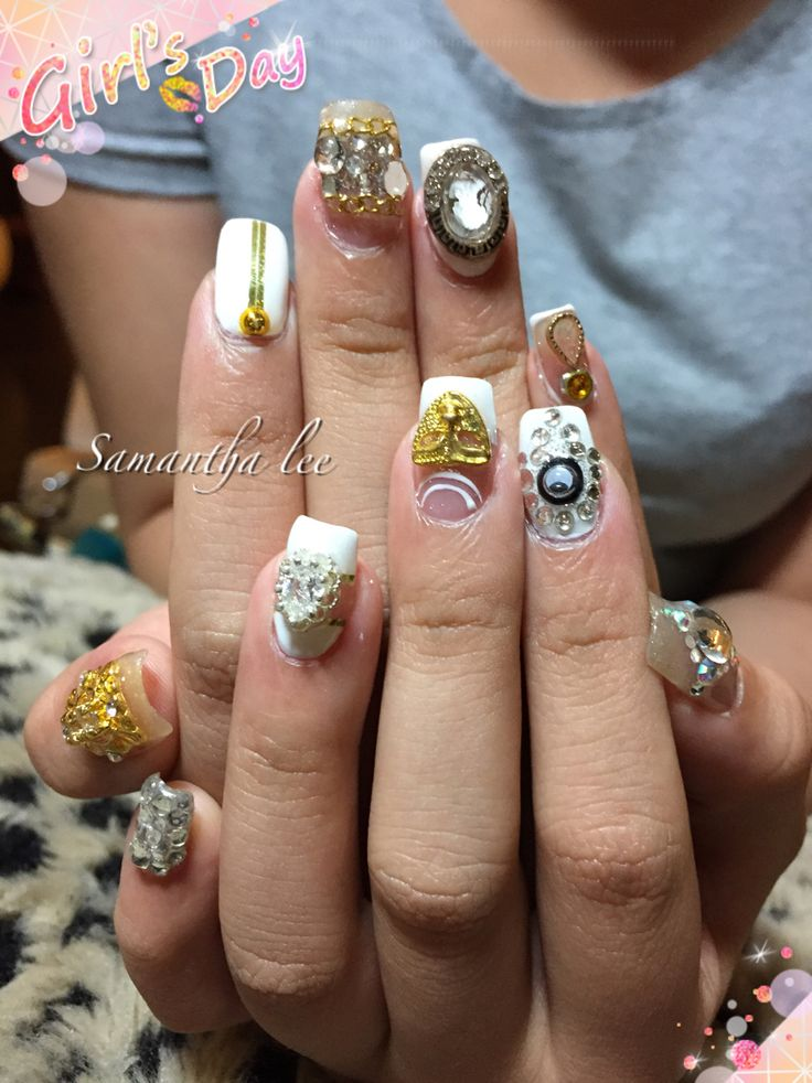 25+ Best Ideas About Professional Nail Designs On