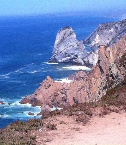 Tuesday Dose of Joy (10/7/2014) - Cabo da Roca. Portugal, 2014. - www.radostbymartinasestakova.com