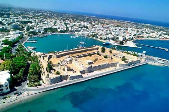 VISIT GREECE  Neranzia Castle  #neranzia #greekcastles #Greece #Kos #Dodecanese