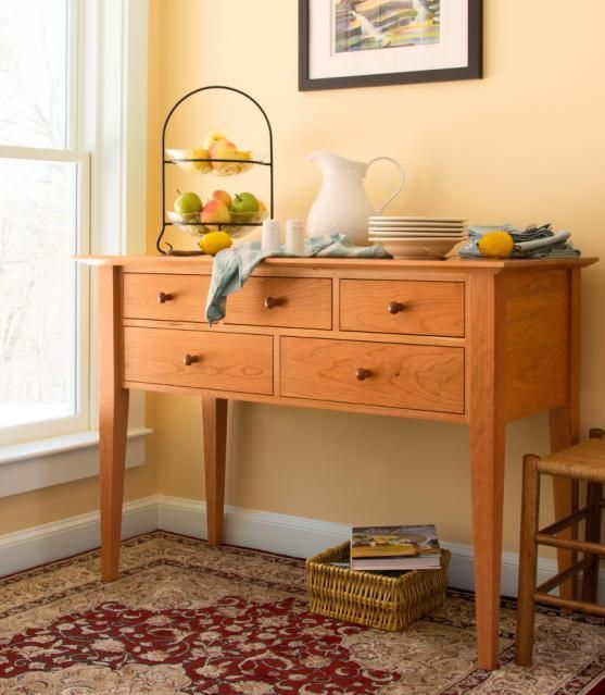 Solid Wood Dining Room Furniture Perfect For The