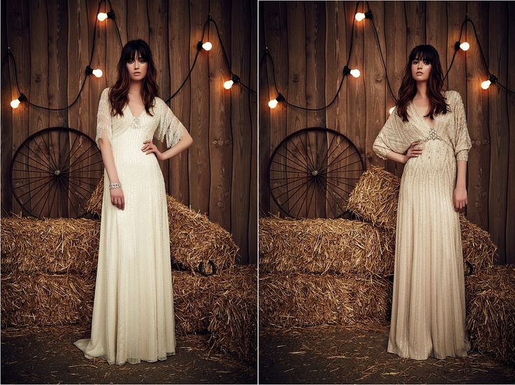 Mode grossesse 2017 for Jenny packham robe de mariage de saule