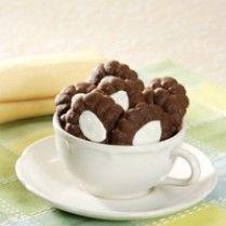 KUE KERING SEMPRIT COKELAT http://www.sajiansedap.com/recipe/detail/6268/kue-kering-semprit-cokelat