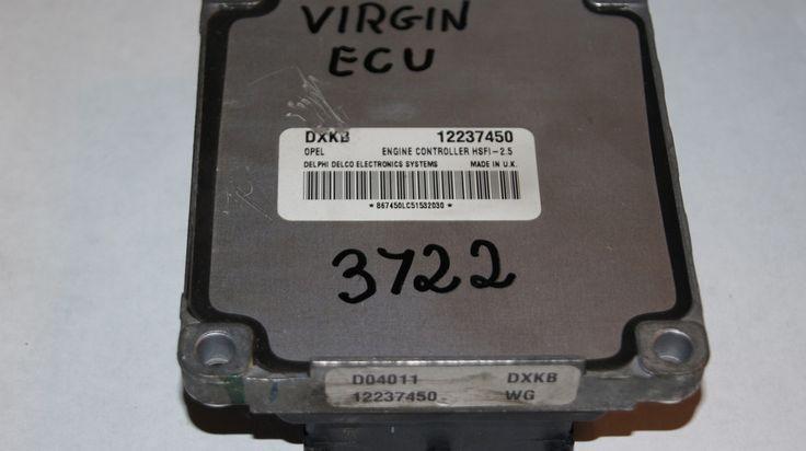 Virgin Ecu Vauxhall Opel Astra Corsa Zafira 1 4 1 6 Engine