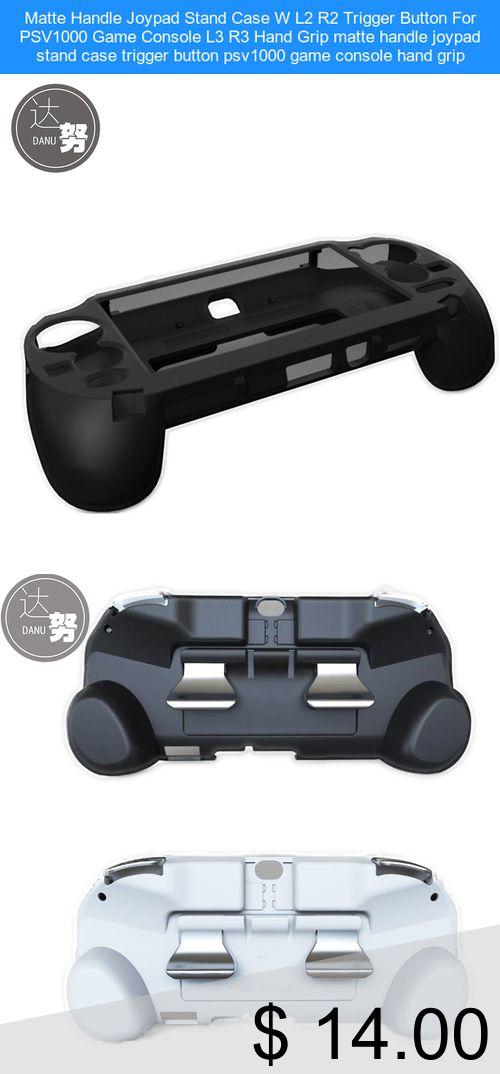 Only $14 00] Matte Handle Joypad Stand Case W L2 R2 Trigger