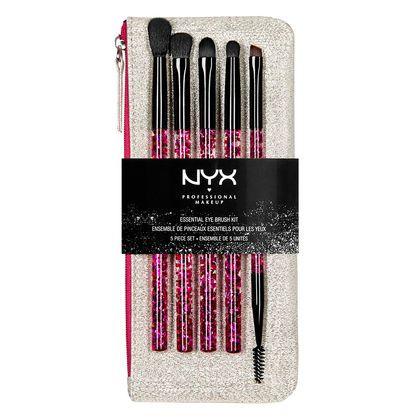 Essential Eye Brush Set | NYX Cosmetics