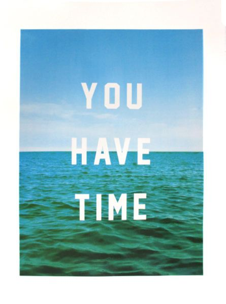 Dave Buonaguidi You Have Time