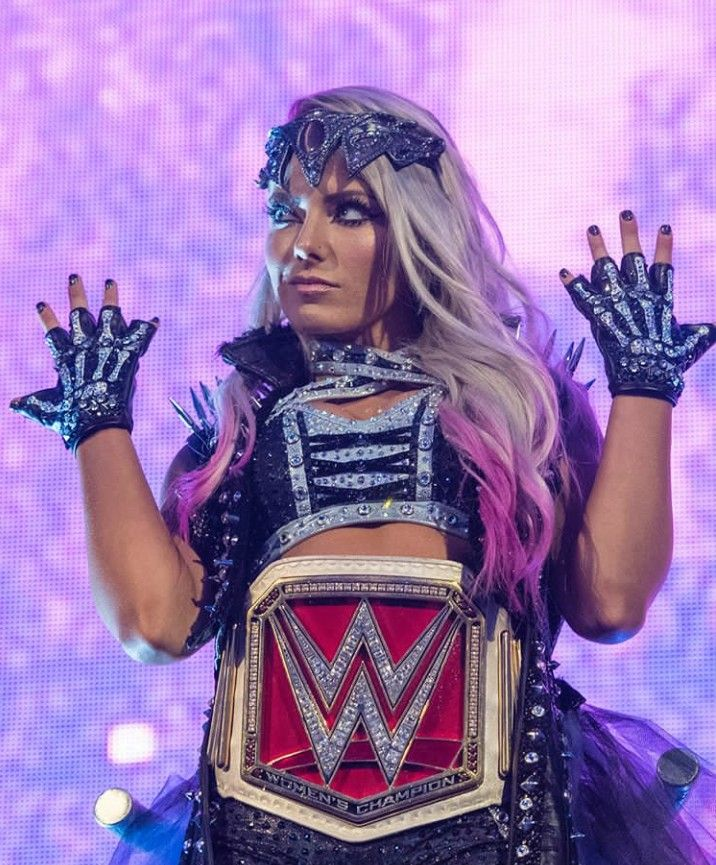 WWE Canceled Special Wrestlemania 36 Entrance For Alexa Bliss 1