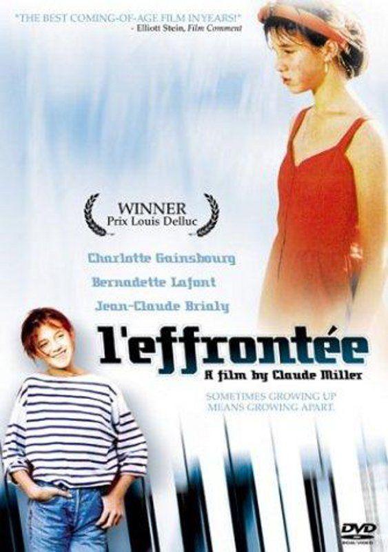 Das freche Mädchen ein Film von Claude Miller mit Charlotte Gainsbourg, Bernadette Lafont. Inhaltsangabe: Charlotte Castang (Charlotte Gainsbourg) ist ohne Mutter in der französischen Provinz aufgewachsen. Ihr Vater arbeitet als Klempner und ist mit ihrer Erziehung überfordert, weswege....