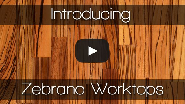Zebrano worktops from Worktop Express have an attractive toffee-coloured surface interlaced with striking brown grains – an eye-catching and exotic worktop. Great value and available for delivery to many parts of England, Wales and Scotland on our next-day 2Man delivery service.  Watch our YouTube video to find out more: https://www.youtube.com/watch?v=QSbi3QucLuw