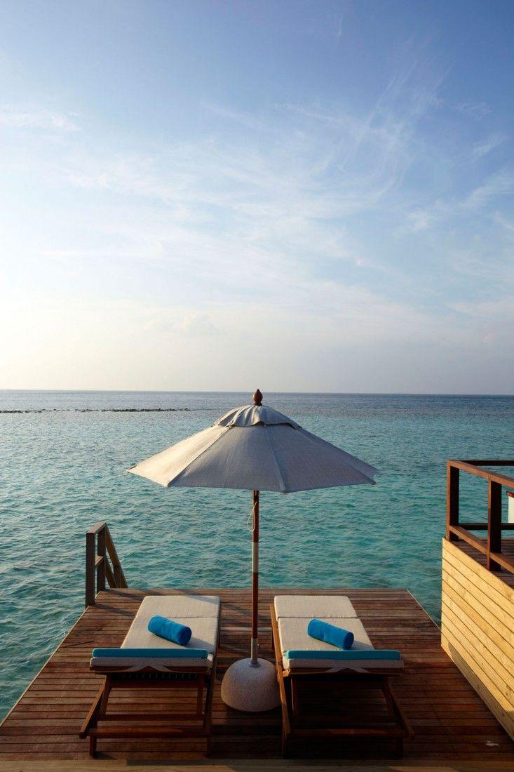 Staying at Anantara Kihavah Villas Maldives: Sunarea In Anantara Kihavah Villas