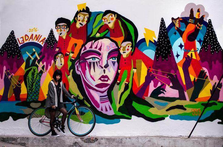 LISTO Los mejores 35 artistas urbanos de Latinoamerica y España 47