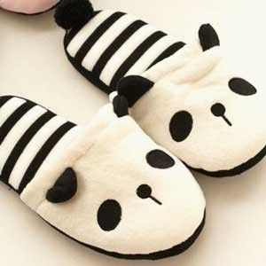 Bedroom Slippers Pajama Party Shoe Rack Simple Pleasures Mtb Bedroom Furniture Sweet Dreams Pandas Cinderella
