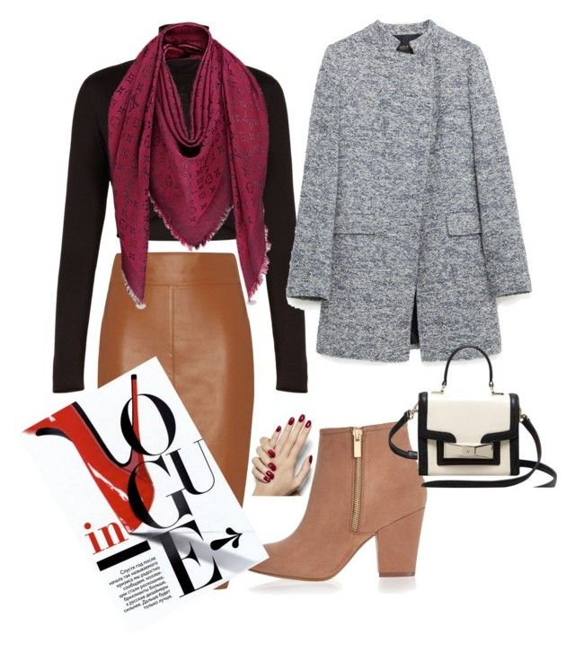 """""""Untitled #3"""" by mayapriskilla on Polyvore featuring Bailey 44, BCBGMAXAZRIA, Zara, Kate Spade, women's clothing, women, female, woman, misses and juniors"""