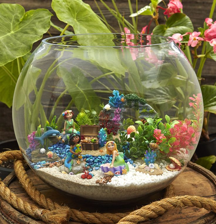 MiNiaTuRe MeRMaiD GaRDeN StudioM The 205 best