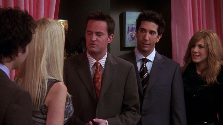 10.12 The One with Phoebe's Wedding - Friends1012-0150 - Friends Screencaps