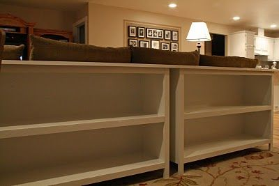 Frills Fluff and Trucks: Knock-Off Wood's Pottery Barn Bookshelves--MADE!