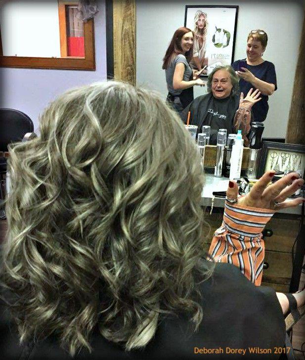 Deborah Dorey Wilson Image With Tresses Hair Salon Spa 1 Dover Point Road Rochester Nh Long Hair Styles Hair Hair Styles