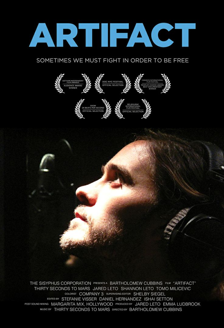 Jared Leto's Thirty Seconds to Mars documentary gets VOD date. See the exclusive trailer. -- VIDEO