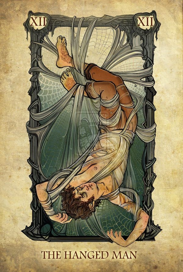 Lord of the Rings | Hanged man