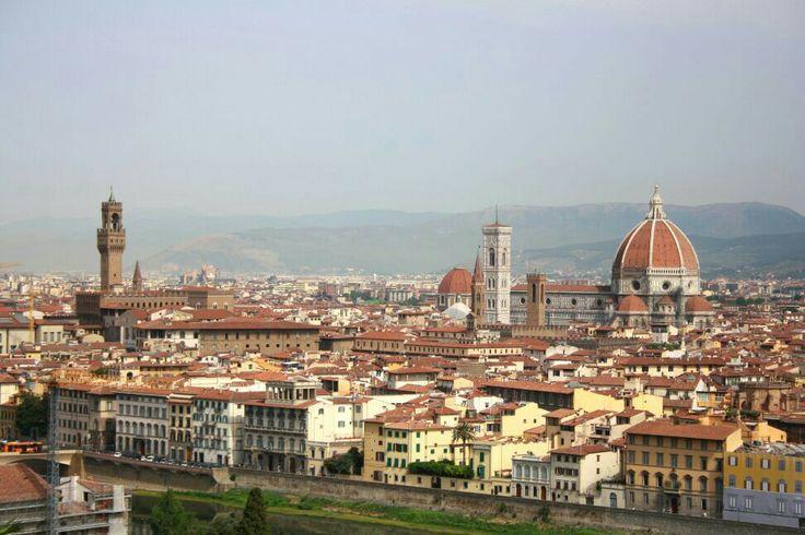 Firenze! La città più bella del mondo!