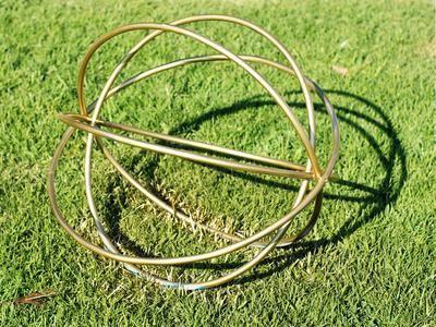 How to Make a Hula-Hoop Chandelier