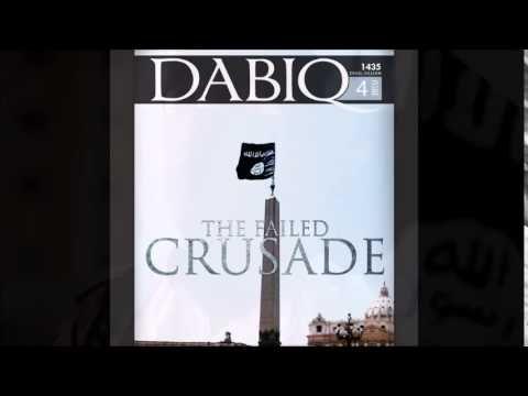 El Estado Islámico amenaza con invadir Roma y poner su bandera en el Vaticano. - Alá concederá a los musulmanes la conquista de Roma