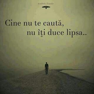 cine nu te cauta .. #Romaneste