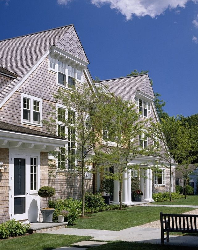 47 best exterior shingle images on pinterest dream for New england architectural styles