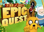 Adventure Time 3D:Finn And Jakes Epic Quest   juegos adventure time - hora de aventura