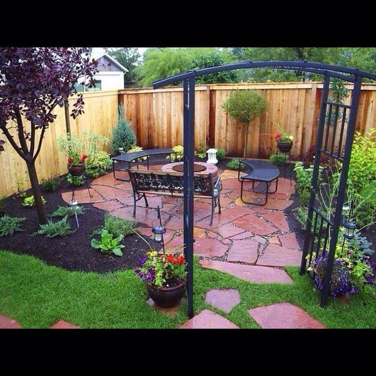 Best 25+ Backyard sitting areas ideas on Pinterest ...