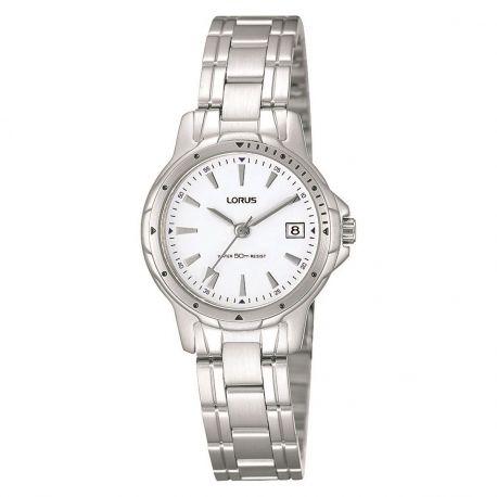 Reloj Lorus. Análogo/fechador. Modelo RH733AX9