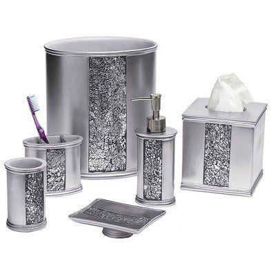 Best 25 Bathroom Accessories Sets Ideas On Pinterest  Bathroom Beauteous Bathroom Accessories Sets Design Inspiration